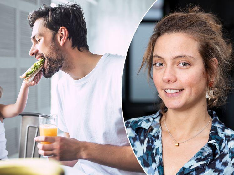 Afvallen versus ontbijten: is 's ochtends eten nu wel of geen must? Diëtiste Sanne Mouha geeft advies