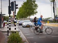 Vier automobilisten op de bon tijdens snelheidscontrole Merwedestraat