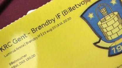FT België 22/08. Waarom de fans van Bröndby morgen mogelijk in Gent en niet in Genk zullen staan