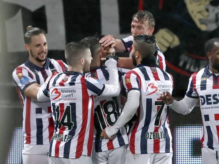 LIVE | Willem II met sterke opstelling tegen AFC, Peters begint op de bank