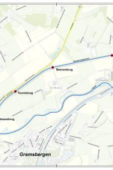 Twee bruggen bij Gramsbergen tijdelijk afgesloten