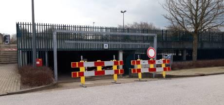 Parkeerdek Duivenweide kan eind oktober weer open