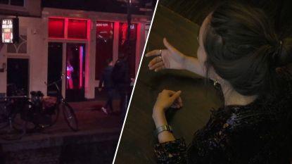Sekswerkers boos op gidsverbod langs Wallen: 'Velvet' vertelt waarom