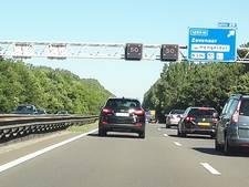 Duitsers zorgen voor 'zee-file' op A12