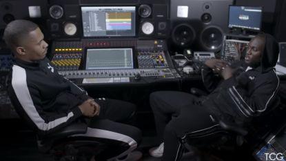 """Romelu Lukaku slaat handen in elkaar met Belgische muzikant in nieuw nummer: """"Hij is de meest succesvolle Belgische rapper"""""""