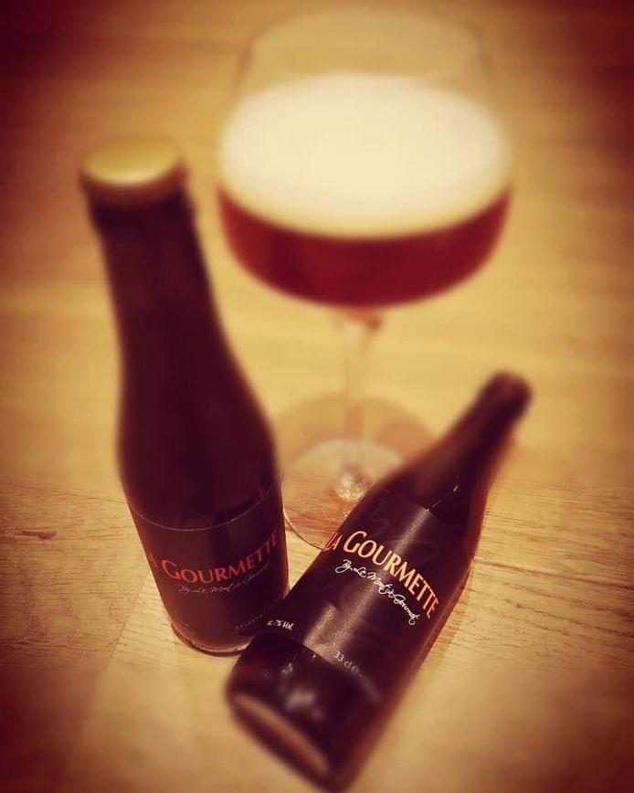 La bière 'La Goumette' créée à Gouy-lez-Piéton (Courcelles)