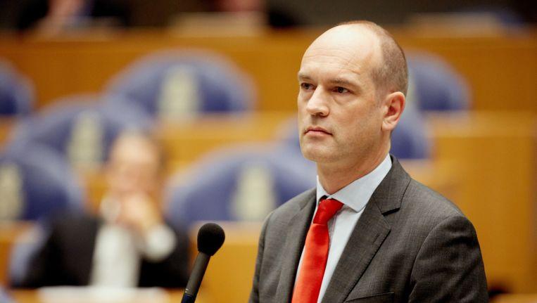 ChristenUnie-leider Gert-Jan Segers. Beeld anp