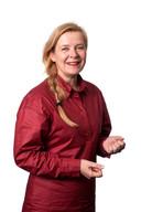 Anita Vliegenberg.