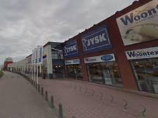 Overval met vuurwapen op meubelzaak Jysk in Lelystad