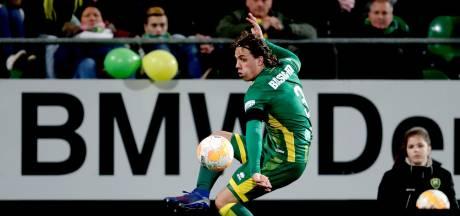 Geblesseerde Troupée al even terug bij FC Utrecht