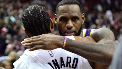 VIDEO. Play-offs steeds lastiger voor LeBron James en LA Lakers na nieuwe nederlaag