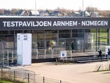 Testpaviljoen in Lent nog maar amper gebruikt, testers kunnen eigenlijk tien keer zoveel mensen aan