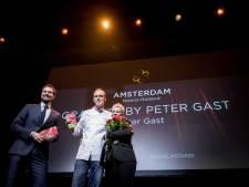 Michelinster voor Peter Gast uit Zutphen en zijn restaurant Graphite in Amsterdam