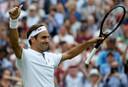 Roger Federer n'a laissé aucune chance à Matteo Berrettini.