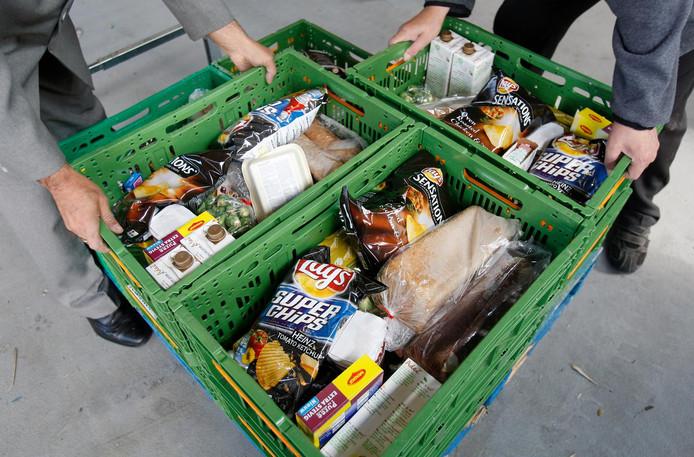 Mars gaat de Voedselbanken Nederland steunen.