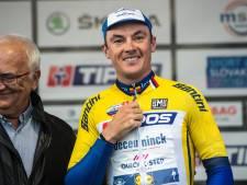 Sprintzege Grosu in Slowakije, Lampaert nieuwe leider