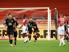 Marseille in doelpuntrijk duel langs AS Monaco