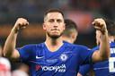 Décisif et incisif: un grand Eden Hazard.