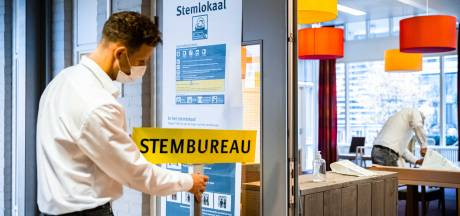 Stemmen in coronatijd: alle ogen zijn woensdag gericht op Brabantse 'proefgemeenten' Boxtel, Oisterwijk en Vught