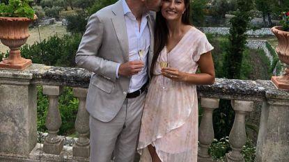 """Maarten Breckx is nieuw voetbalanker bij VTM en Q2 én gaat trouwen: """"Beter kan het niet worden"""""""