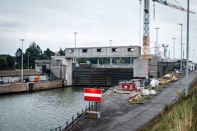 Sluis in Wijnegem