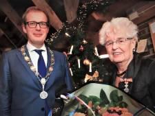 Koninklijke onderscheiding voor 'tophuisvrouw' Ina Friese