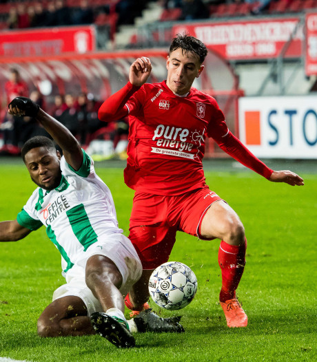 Het bouwwerk FC Twente is nog niet af: verdedigend beter, aanvallend hopeloos