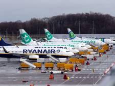 Piloten naar rechter in Eindhoven: willen weg bij Ryanair