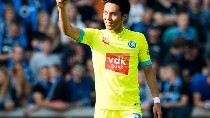 Kubo bezorgt Gent Europees voetbal, AA Gent pakt 12 op 12 tegen Club Brugge en Anderlecht
