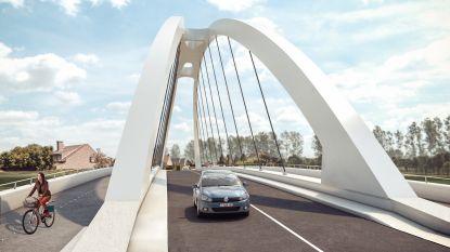 Plannen nieuwe brug tussen Ooigem en Desselgem voorgesteld