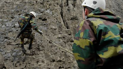 Geen straf voor legerinstructeur die rekruut stomp in de maag gaf