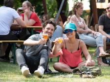 Theater kijken of biertjes proeven in Nijmeegse parken. Ook vandaag weer!