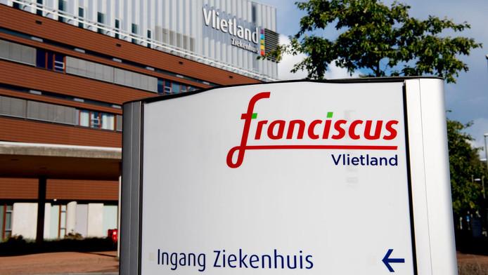 Het Franciscus Gasthuis & Vlietland Ziekenhuis heeft geen voorzitter meer.