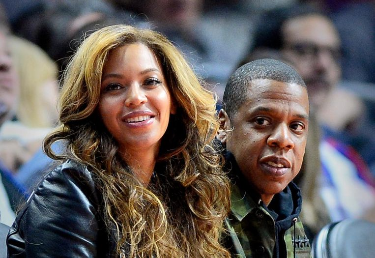 Beyoncé en haar man Jay Z