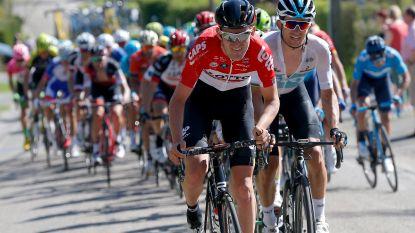 """Benoot start voorbereiding richting grote zomerdoel: """"Dit jaar meer kansen in de Tour"""""""
