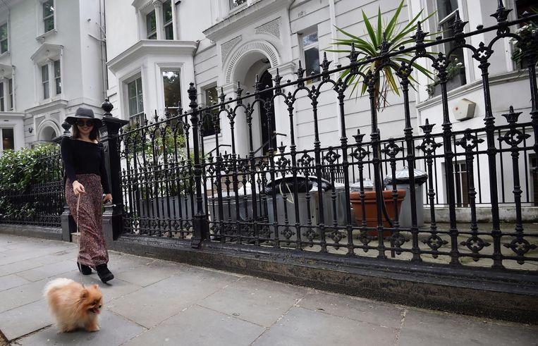 Kensington, Londen Beeld reuters