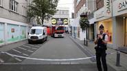 Gasthuisstraat ontruimd na gaslek
