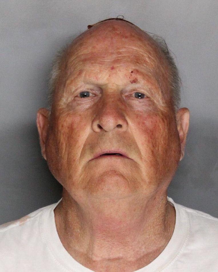 Joseph James DeAngelo werd gisteren gearresteerd.