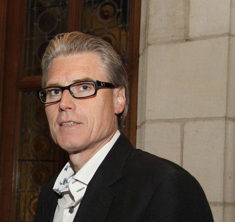Oppositieraadslid Frans De Cock (Open Vld).