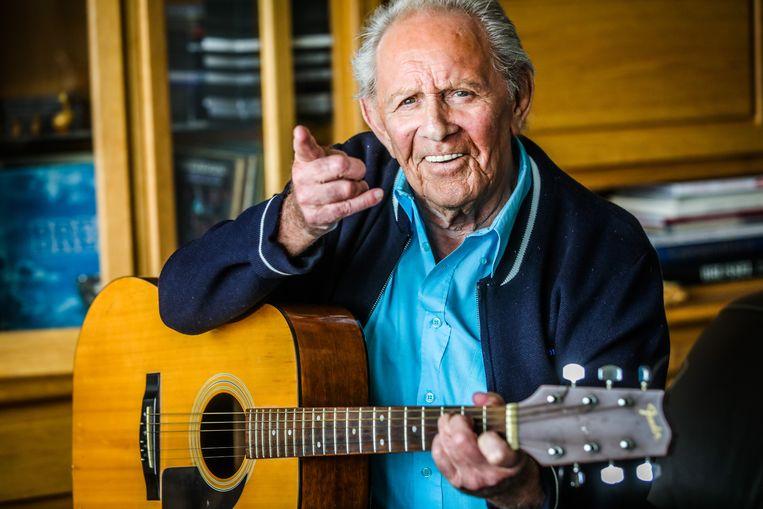 Jimmy Frey wordt zondag 80 jaar.