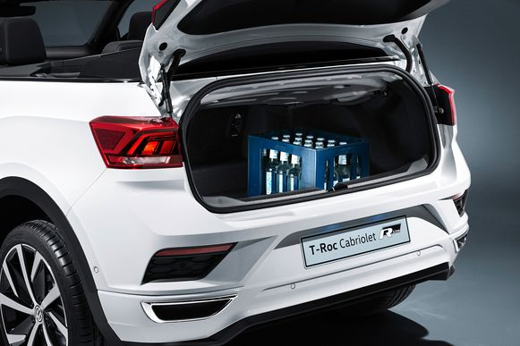 De Volkswagen T-Roc Cabrio