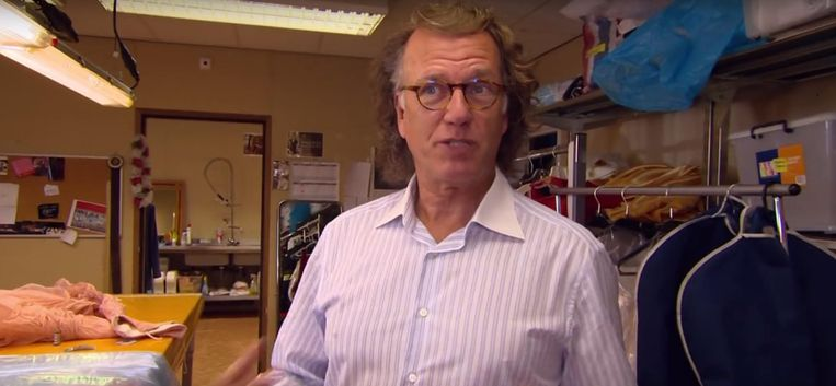 André Rieu in de documentaire Welcome to My World Beeld YouTube