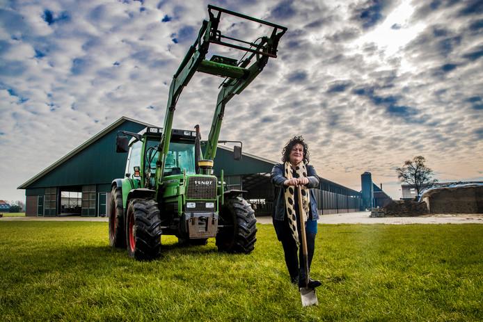 Caroline van der Plas vindt dat boeren samen één boodschap moeten uitdragen. ,,We moeten samenwerken, onze krachten bundelen, elkaar niet afvallen.''