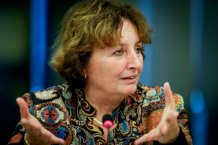 Liesbeth Spies, Voorzitter Nederlands Genootschap van Burgemeesters. Beeld ANP