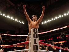 Rijzende ster Garcia velt Campbell en verovert interim WBA-titel lichtgewicht