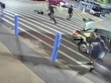 Flauwe grap: Amerikaans viertal zet ontvoering in scène