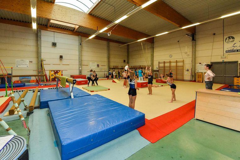 Turnclub KEL en de Geluwse Turnkring zijn vragende partij voor een nieuwe gemeenschappelijke turnzaal.