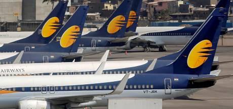 Indiase Jet Airways failliet verklaard door Nederlandse rechter