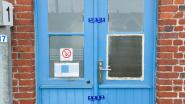 Station wegens vandalisme door politie verzegeld