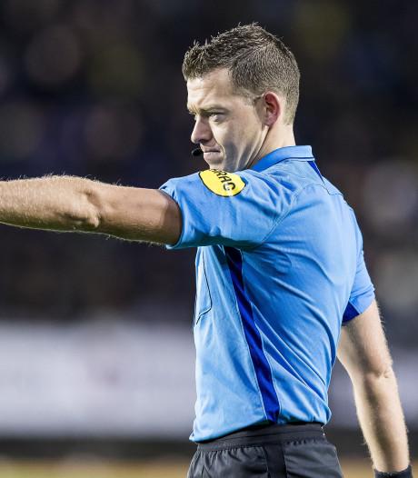 Lindhout fluit topper tussen Go Ahead Eagles en FC Den Bosch